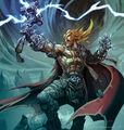 Thor god of thunder shirtless