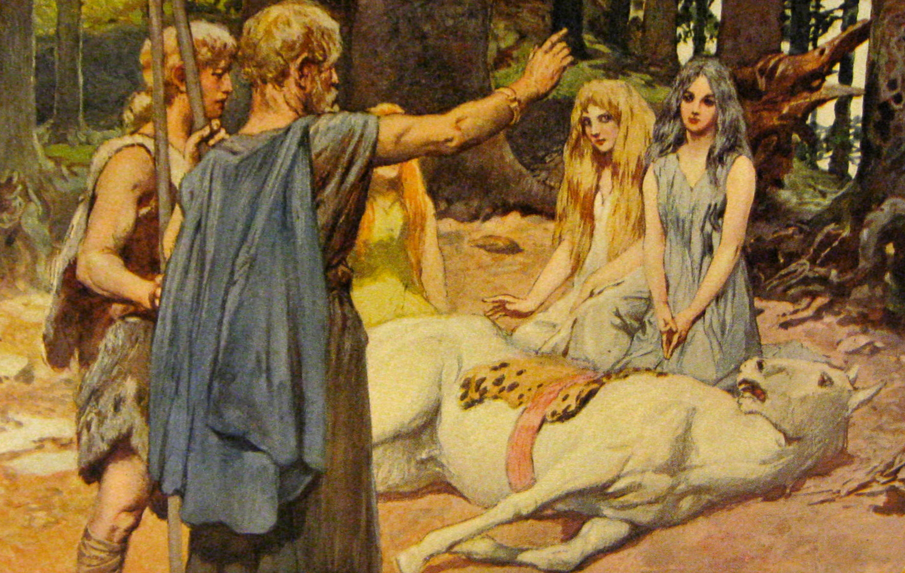 Baldr | Mythology Wiki | FANDOM powered by Wikia