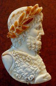 Jupiter cameo Louvre Bj1820