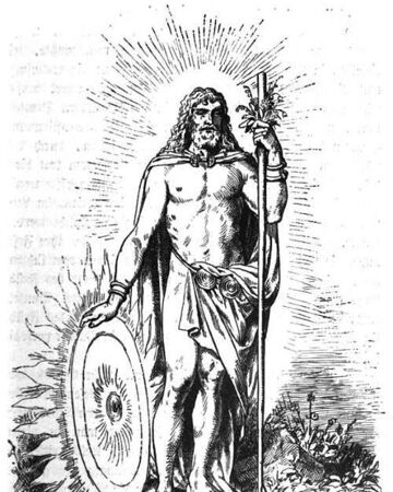 Baldr | Mythology Wiki | Fandom