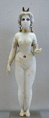 220px-Statuette Goddess Louvre AO20127