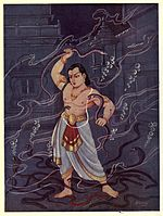150px-Child bhima fight with Nagas