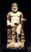 Hercules Hatra Iraq Parthian period 1st 2nd century CE