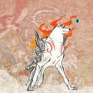 Amaterasu & Celestial Brush Gods