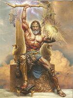 Zeus, King of the Gods