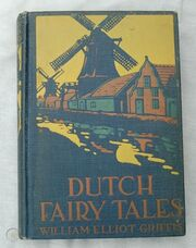 1st-ed-1918-dutch-fairy-tales-young