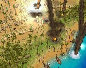 Age of Mythology ingame screenshot