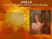 Apollo - The Greek God Of Music, Poetry, Arts, Prophecy
