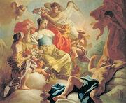 Aurora Greek Goddess