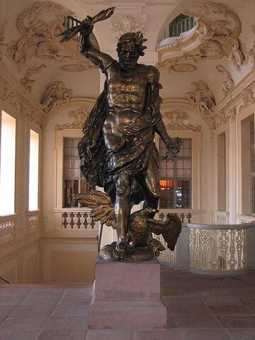File:450px-Schloss Rastatt Zeus.JPG