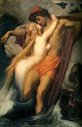 The-Fisherman-and-the-Syren