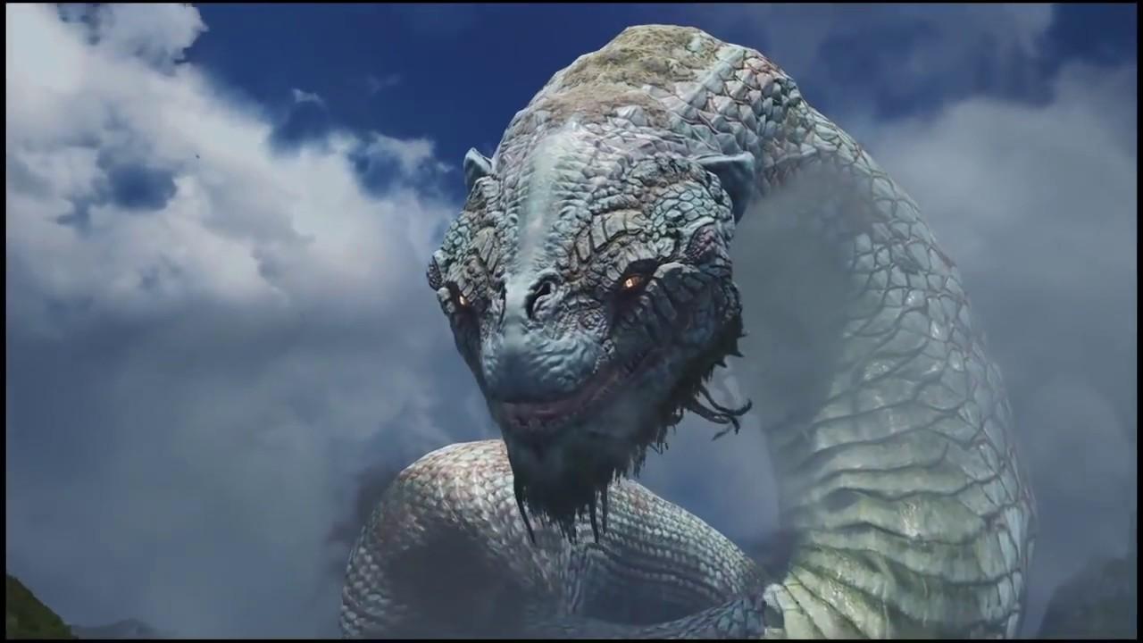 J rmungandr mythology wiki fandom powered by wikia - God of war jormungandr ...