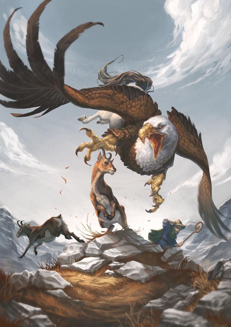 hippogriff mythology wiki fandom powered by wikia