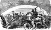 Kampf der untergehenden Götter by F. W. Heine