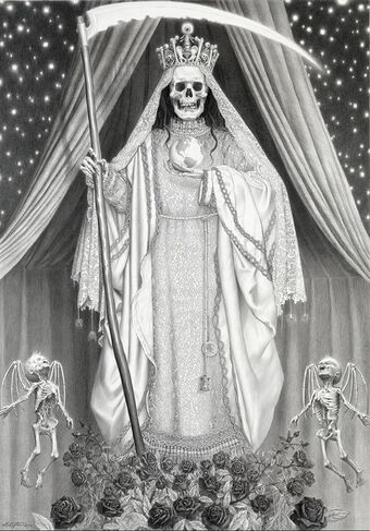 Santa Muerte | Mythology Wiki | FANDOM powered by Wikia