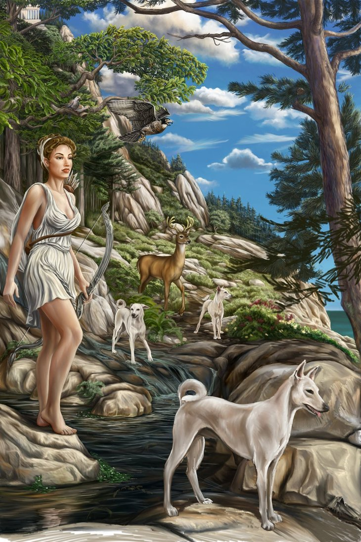 Artemis | Mythology Wiki | FANDOM powered by Wikia | 730 x 1095 jpeg 224kB