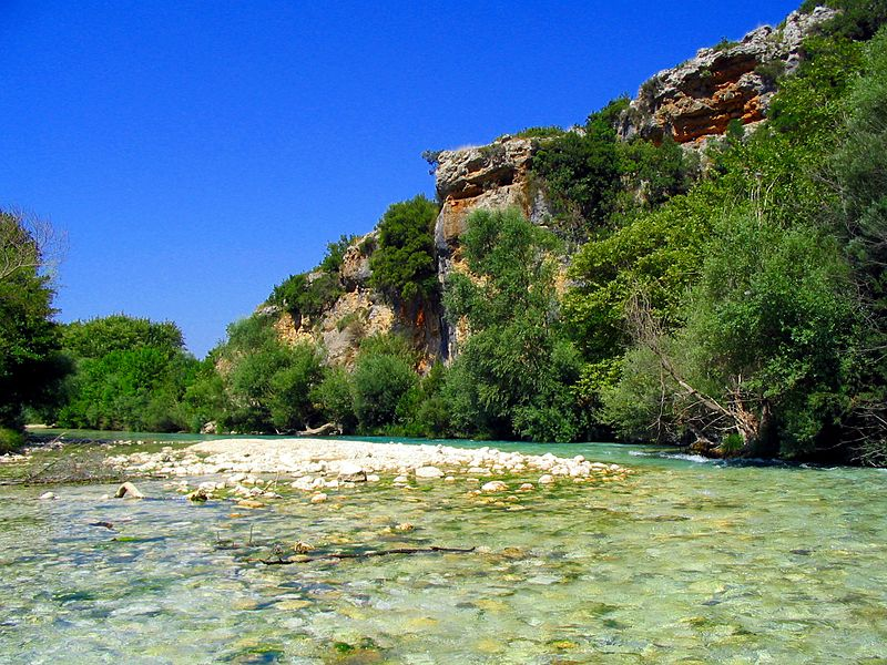Image result for Acheron River