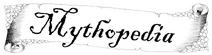 Mythopedia wiki wordmark 2