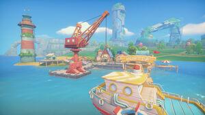 Portia Harbor complete
