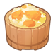 Pumpkin Steamed Rice