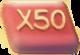 Slots x50