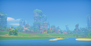 Screenshot City of Portia 2
