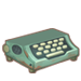 Typewriter Piece 1