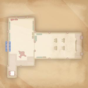 Map Portia School