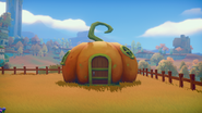 Pumpkin Room Outside