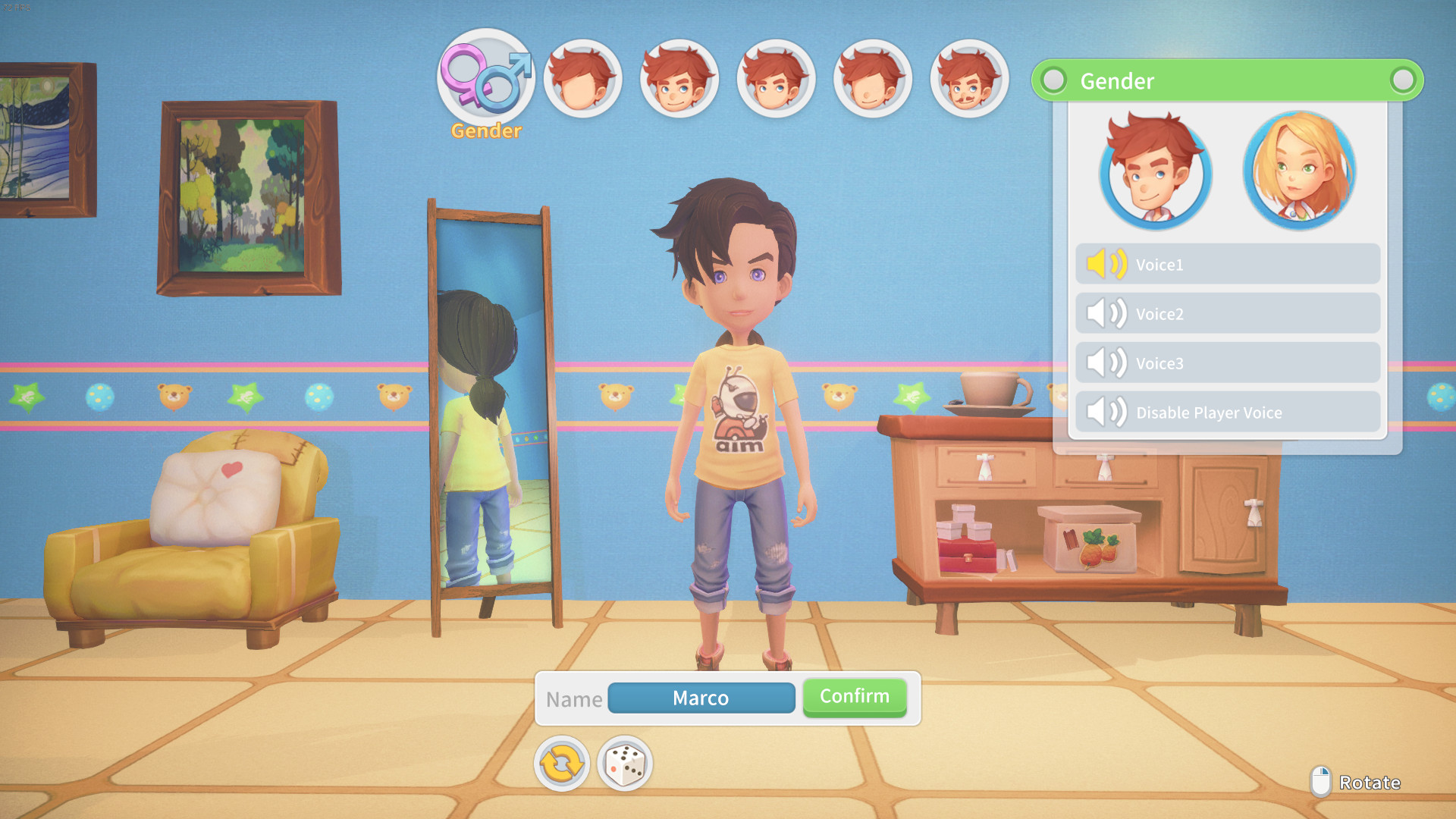 Character Customization My Time At Portia Wiki Fandom Powered By