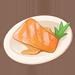 Crispy Salmon with Sauce