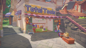 Total Tools and Clothing Store