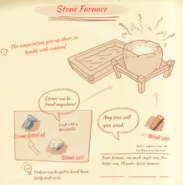 Stone furnace blueprint
