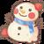 Snowman Ice Cream