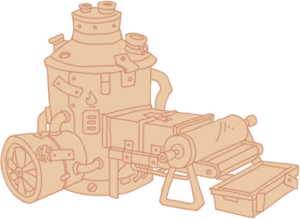 Diagram Comprehensive Grinder