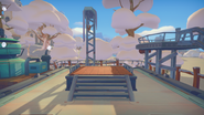 Landing Platform Assembly Station