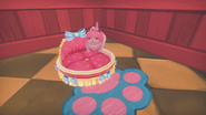 Pinky Cat's Bed 1