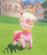 Screenshot Colorful Llama