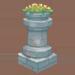 Brick Flower Stand