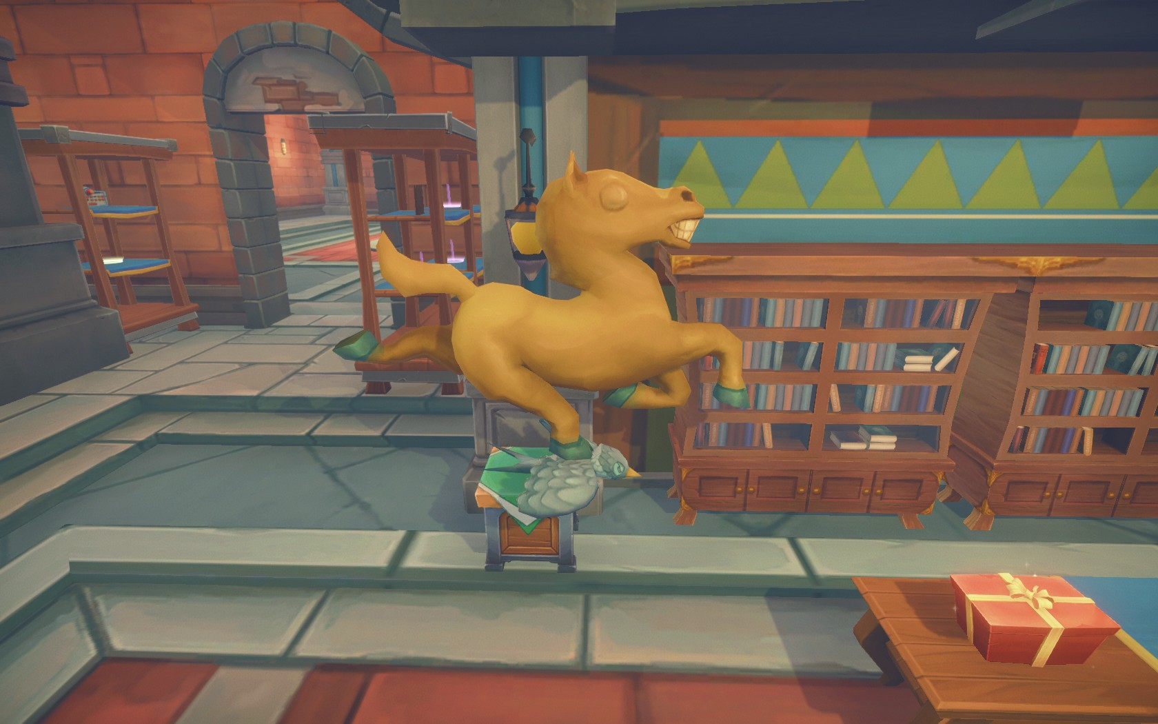 Galloping Horse My Time At Portia Wiki Fandom Powered By Wikia