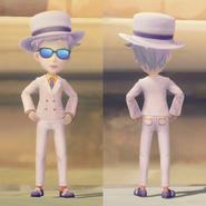 Elegant Set on male