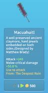 Macuahuitl info