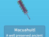 Macuahuitl