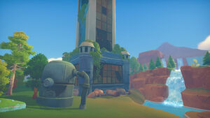 WOW Industries exterior