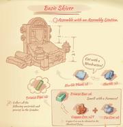 Basic skiver blueprint