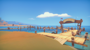 Harbour Docks