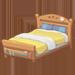 Plain Bed