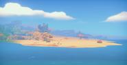 Eufaula Desert Distant