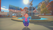 Mayor Peach Plaza