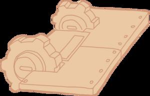 Diagram High Power Lift Machine